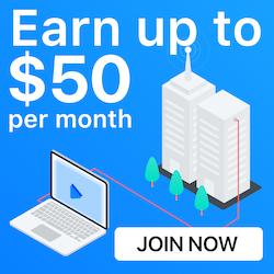 earn by fluidstack